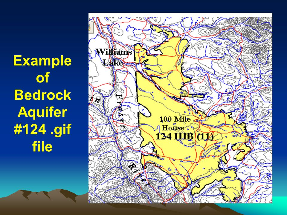 Example of Bedrock Aquifer #124.gif file