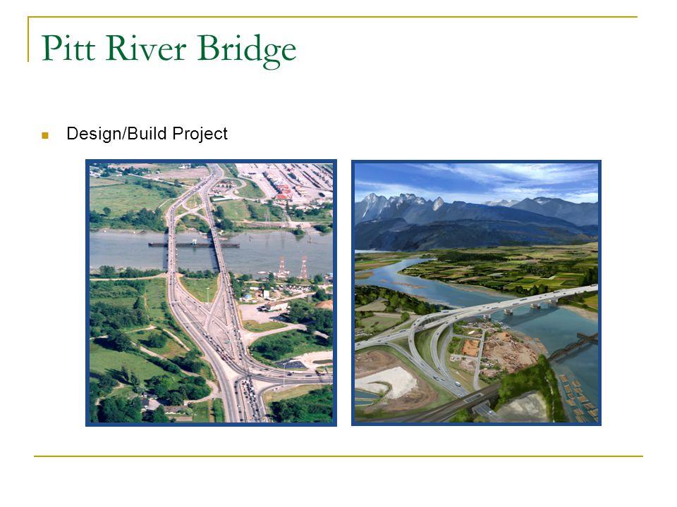 Pitt River Bridge Design/Build Project