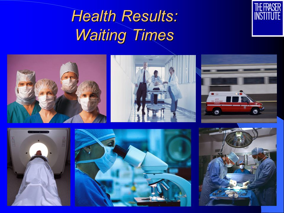 25 Health Results: Waiting Times