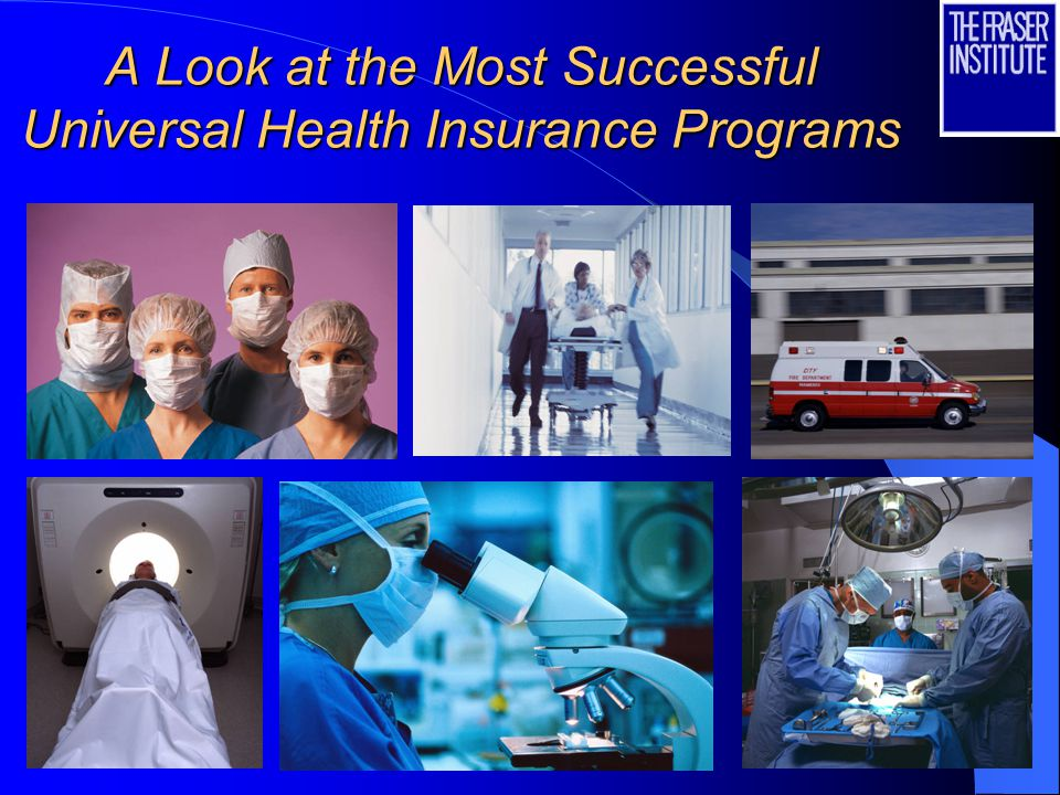 59 A Look at the Most Successful Universal Health Insurance Programs