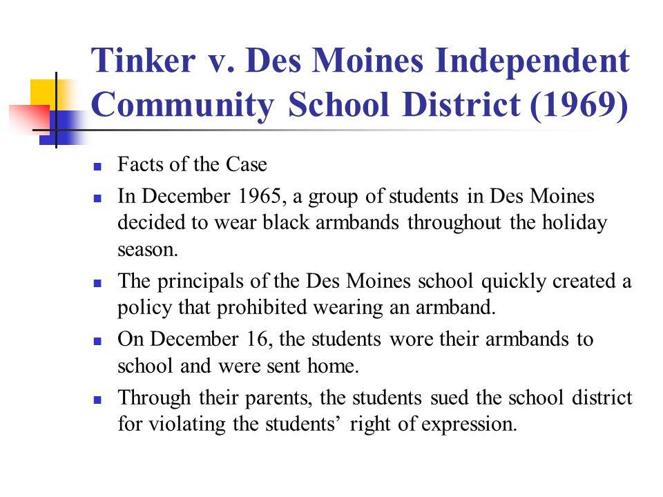 Tinker v.
