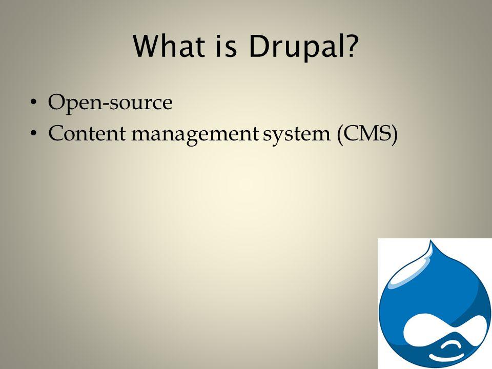 Building Blocks of Drupal Taxonomy – Like tagging in Flickr.