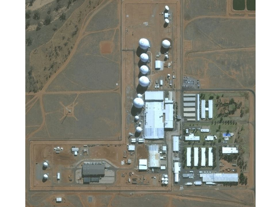 Pine Gap aerial - Here-com mid-late 2012