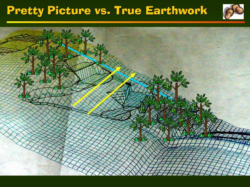 Pretty Picture vs. True Earthwork