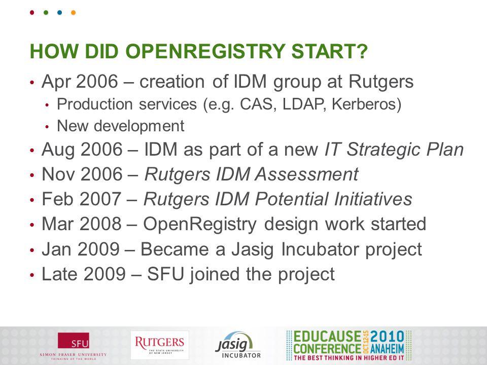 WHAT IS OPEN REGISTRY.