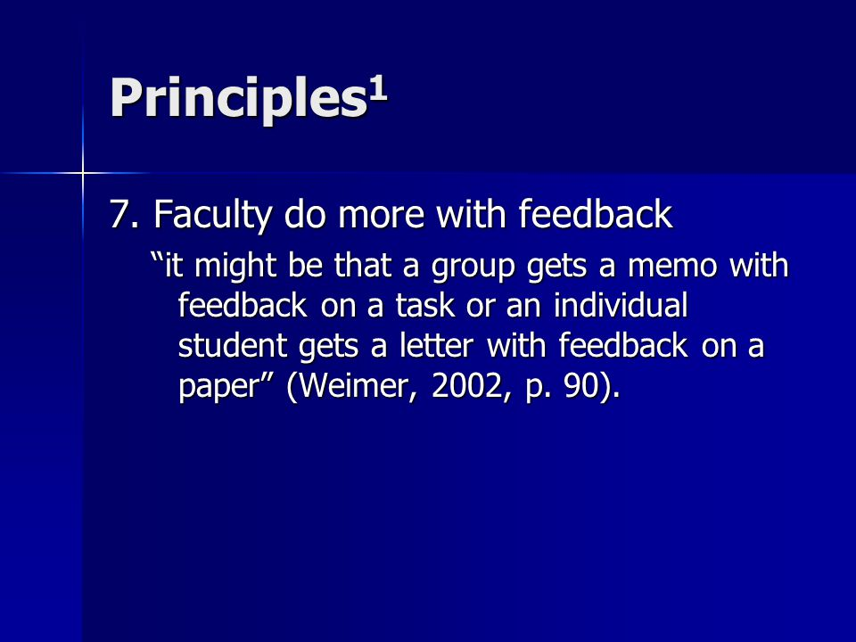 Principles 1 7.