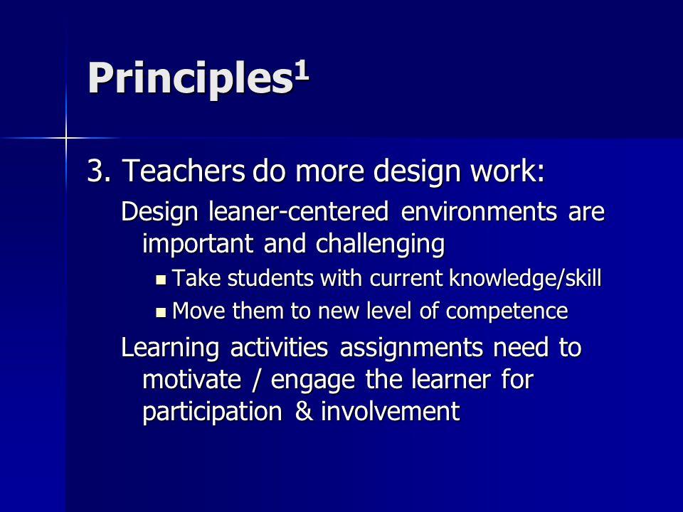 Principles 1 3.