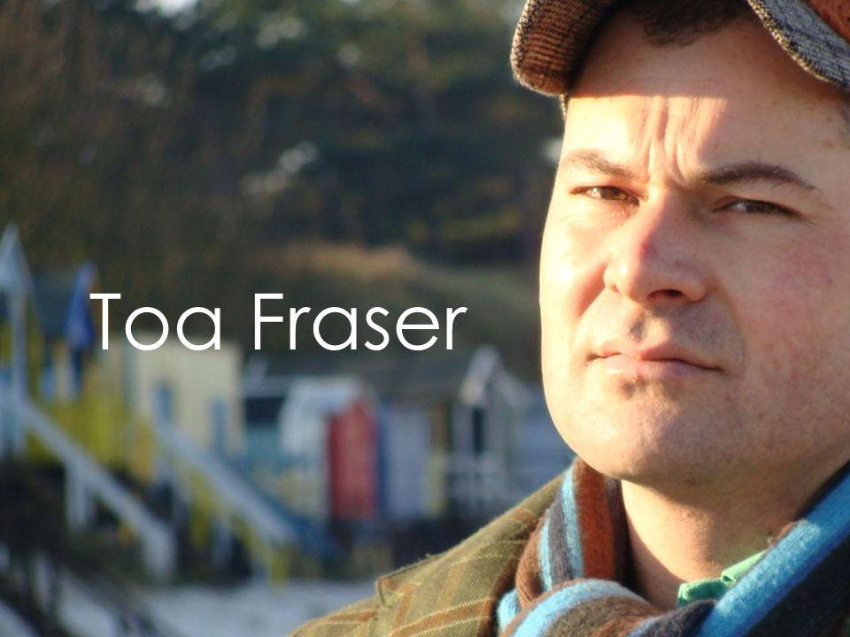 Toa Fraser
