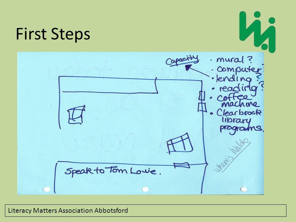 Literacy Matters Association Abbotsford First Steps