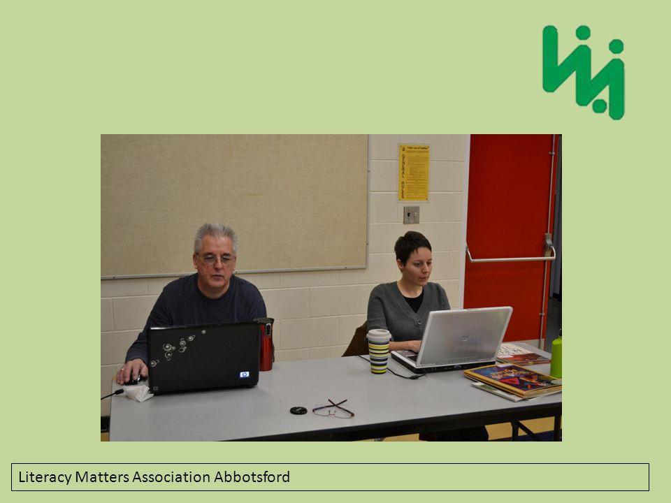 Literacy Matters Association Abbotsford