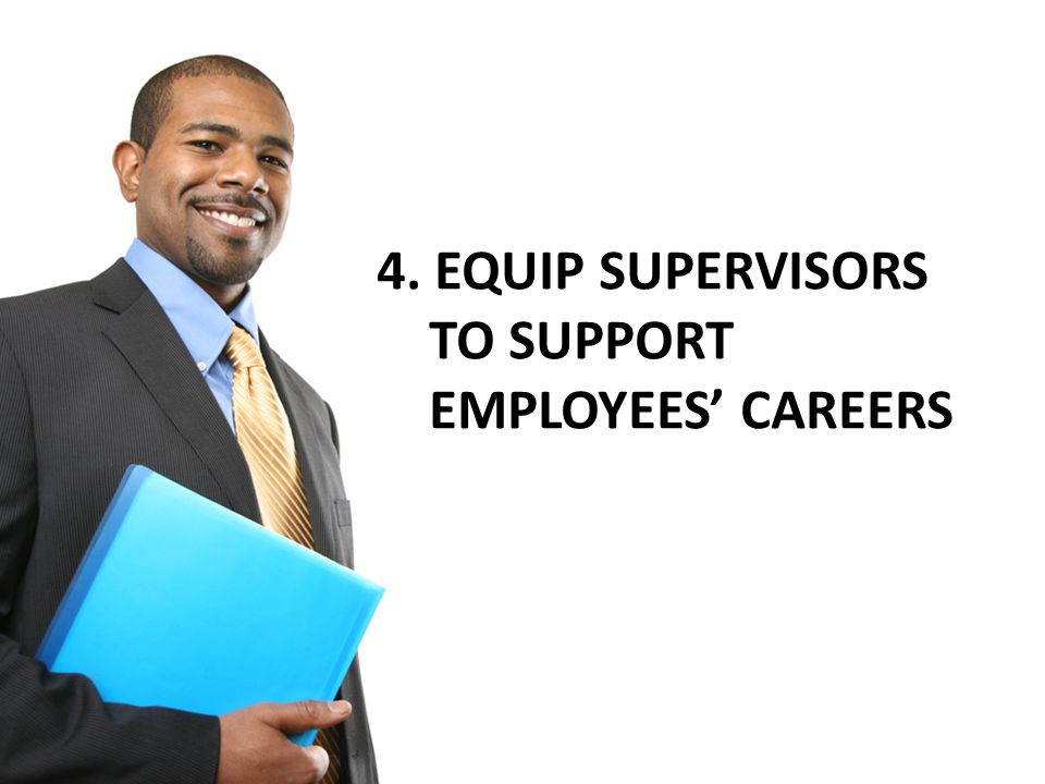 3. RECOGNIZE THE IMPORTANCE OF WORK FIT
