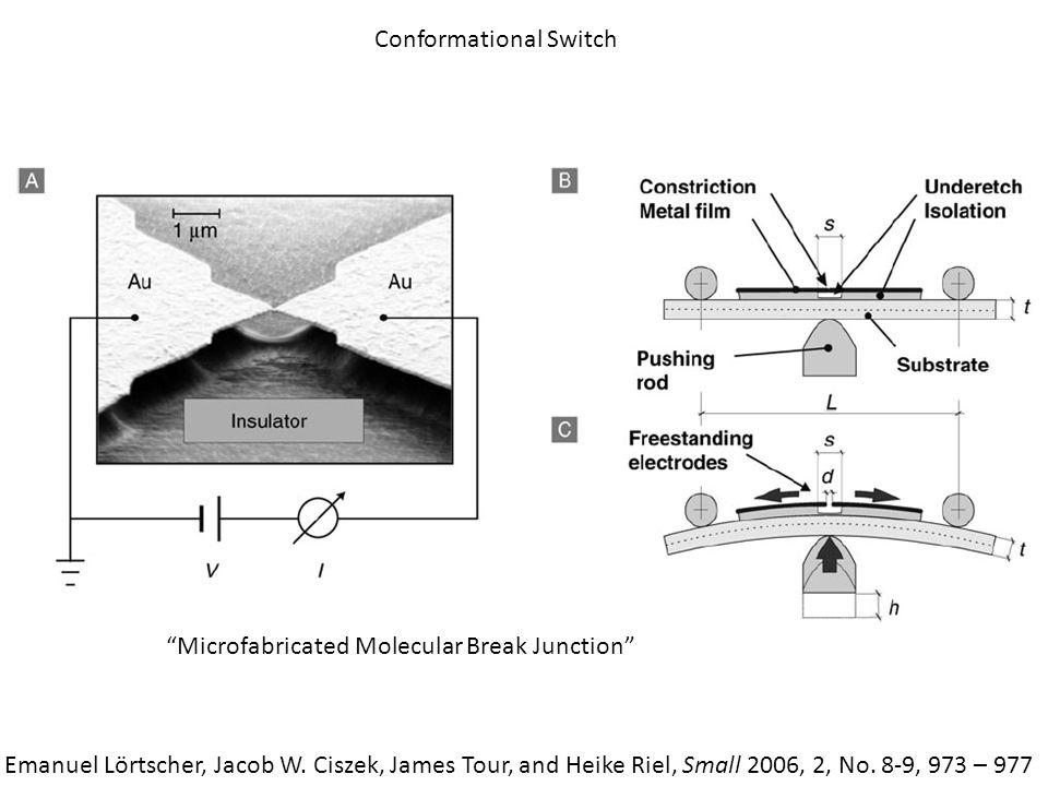 Conformational Switch Emanuel Lörtscher, Jacob W.