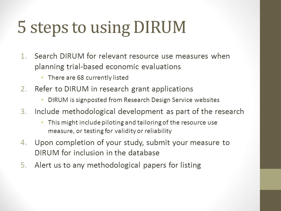 How can I contribute? Submit a resource use measure using the link