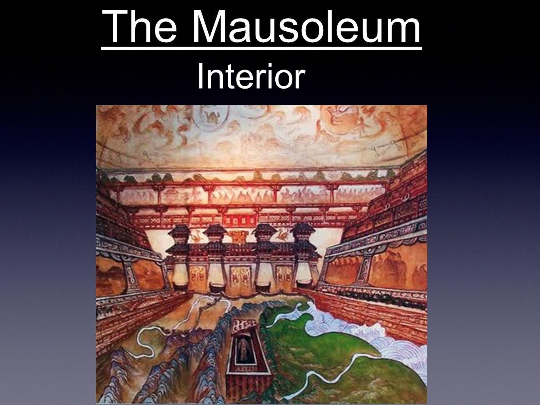 Interior The Mausoleum