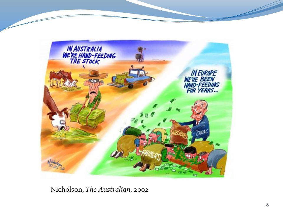 Nicholson, The Australian, 2002 8