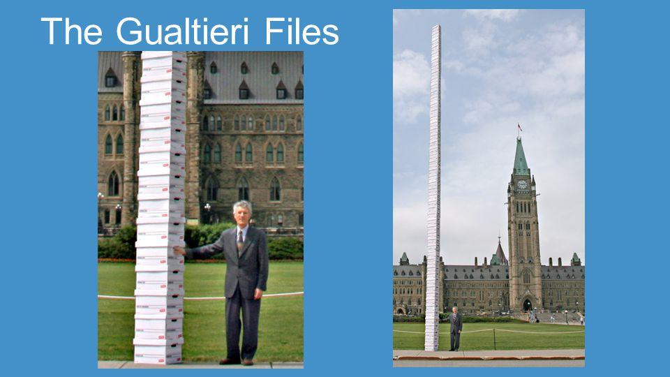 Some landmark cases Dr.Margaret Haydon, Dr. Shiv Chopra, and Gerard Lambert Health Canada Dr.
