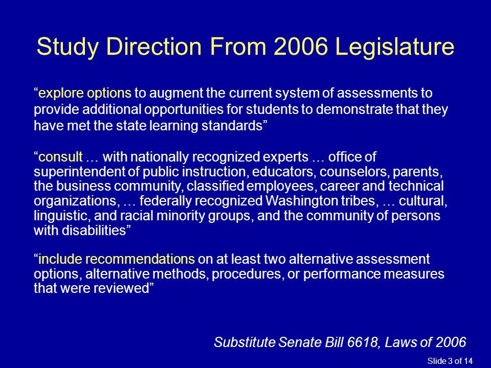 Background Prior research: David Conley, (2005).