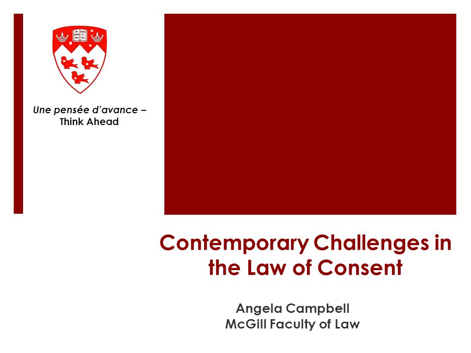 Case Study #1: Consent by Patient; Refusal by Health Care Provider/Institution Cf Sawatzky v Riverview Health Centre (1998), 167 D.L.R.