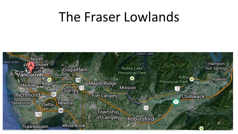 The Fraser Lowlands
