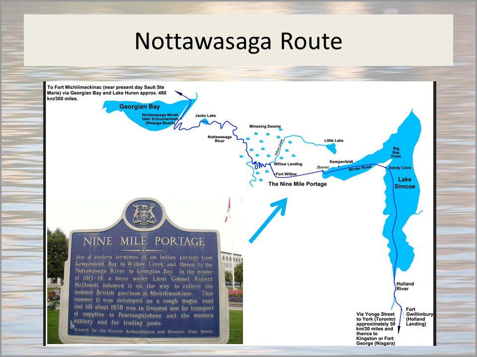 Nottawasaga Route