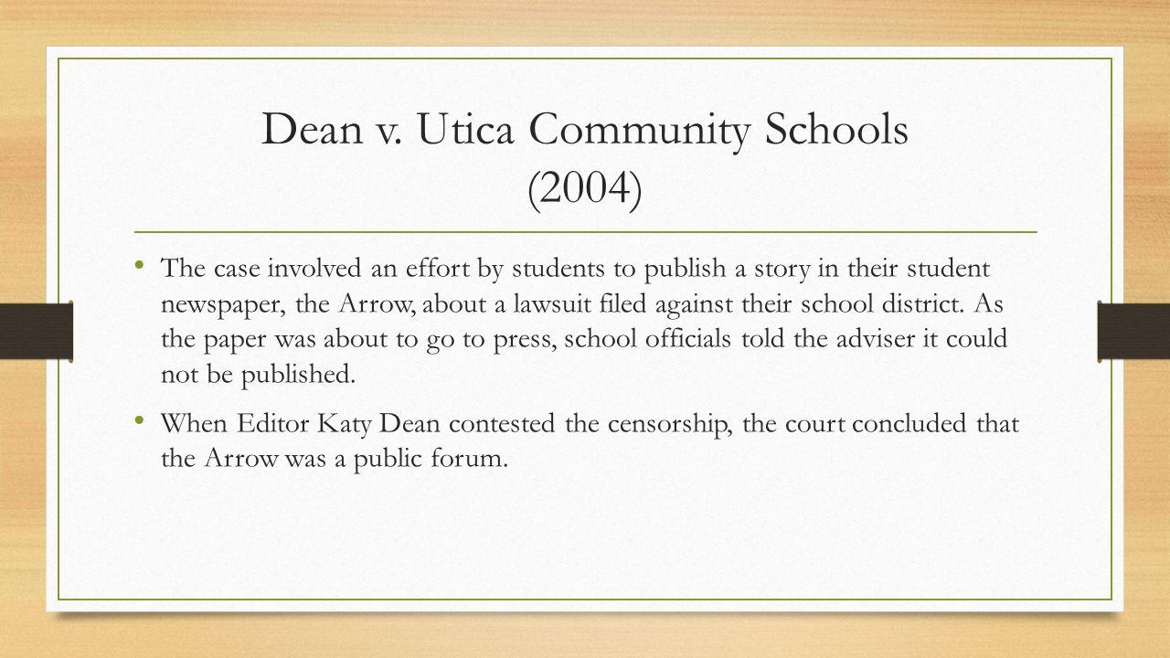 Dean v.