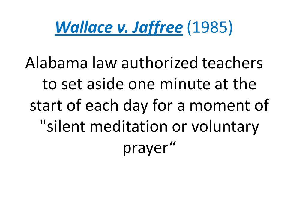 Wallace v.