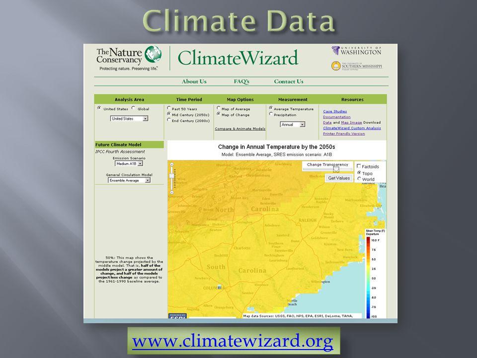 www.climatewizard.org