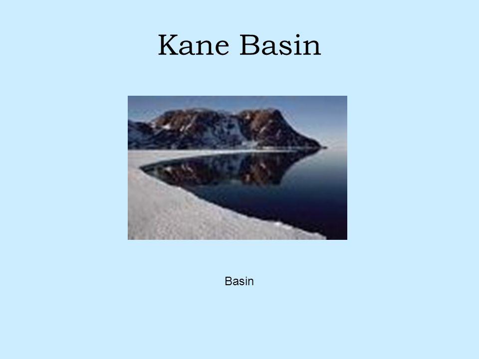 Kane Basin Basin