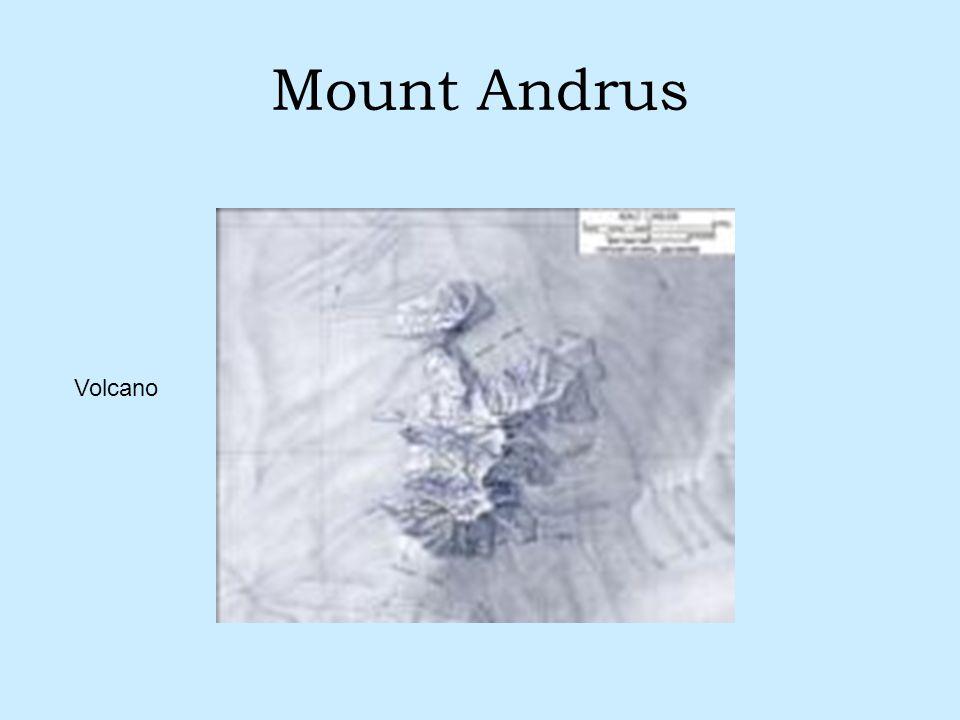 Mount Andrus Volcano