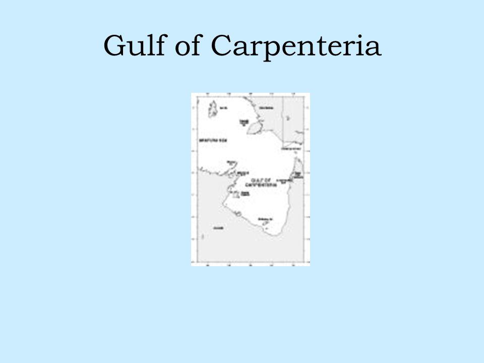 Gulf of Carpenteria