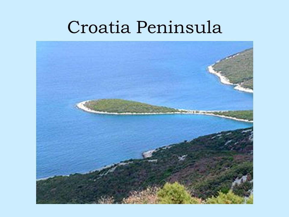 Croatia Peninsula