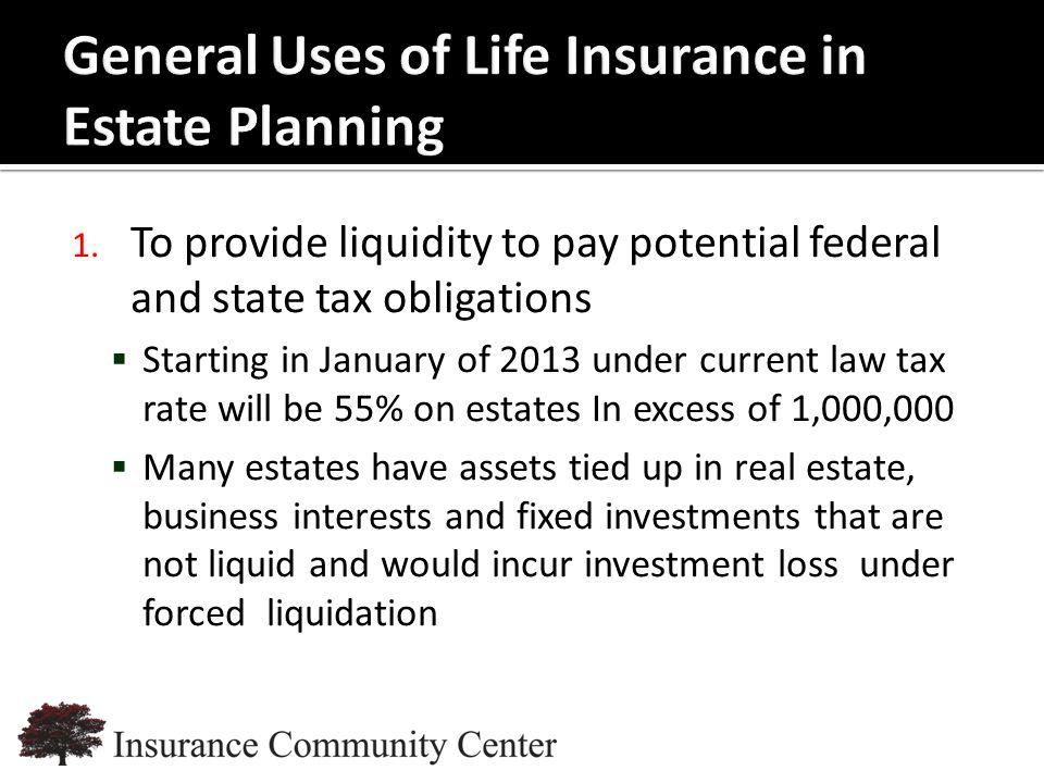 www.InsuranceCommunityUniversity.com 1.