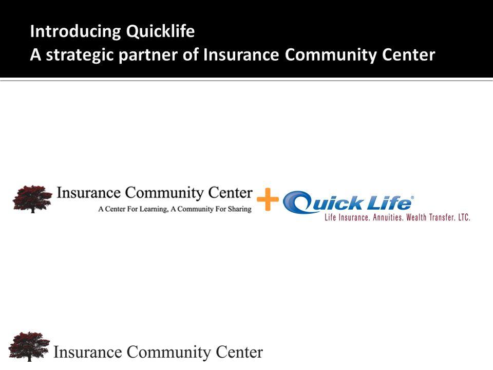 www.InsuranceCommunityUniversity.com +