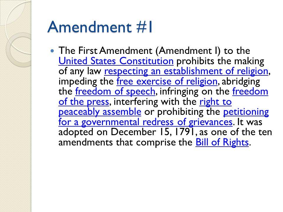 1 st Amendment Famous Court Cases Engel v.
