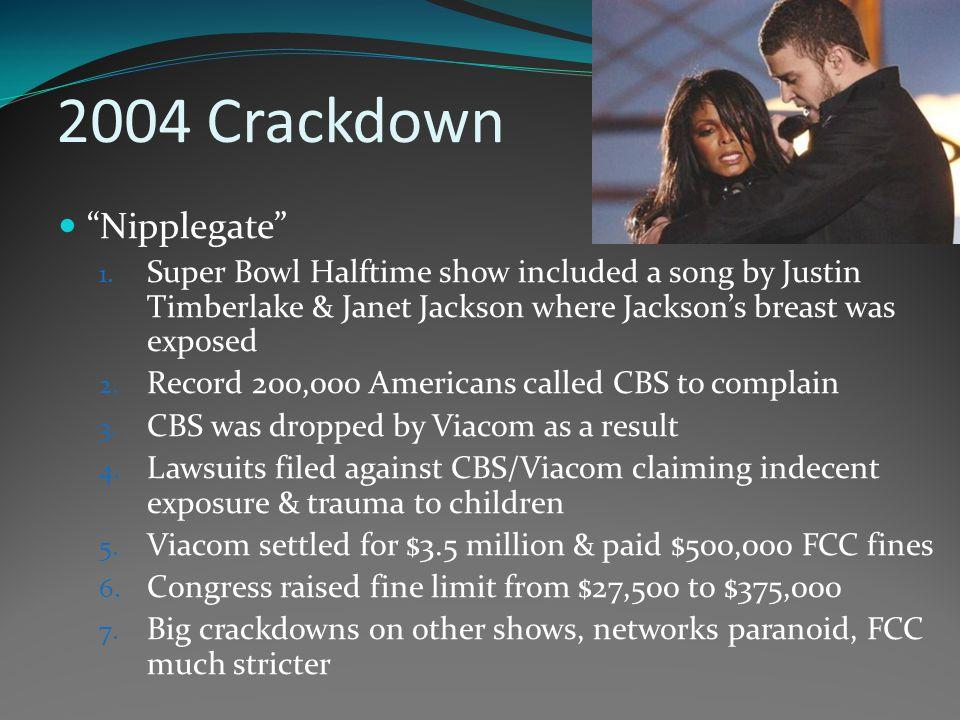 2004 Crackdown Nipplegate 1.