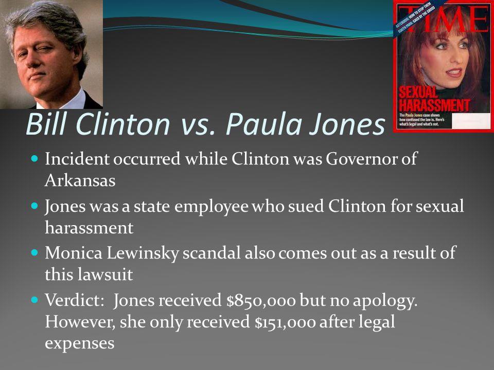 Bill Clinton vs.
