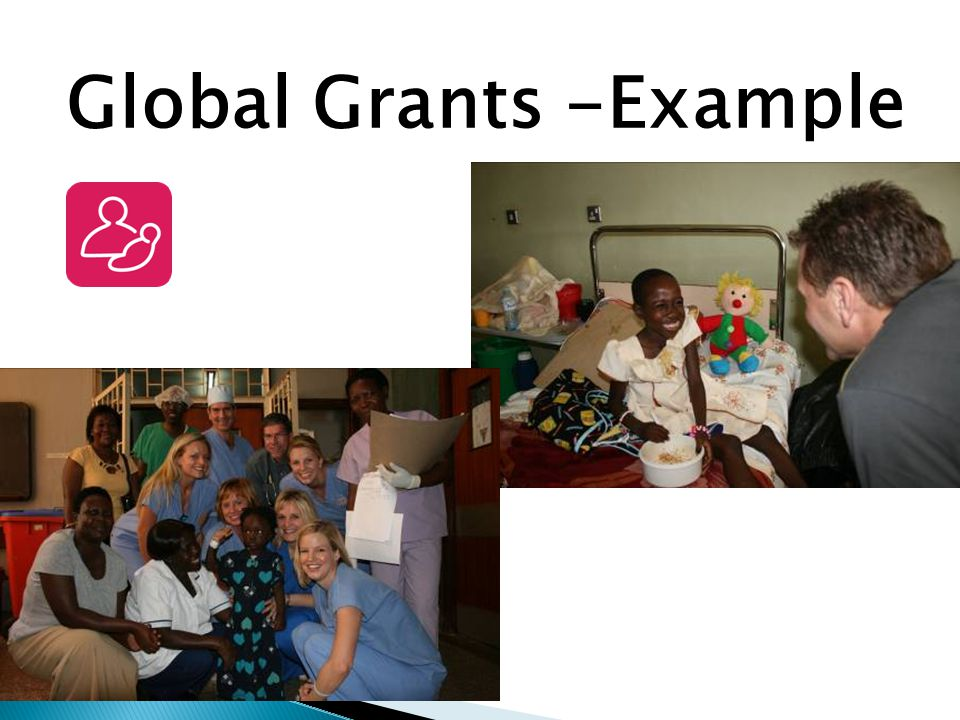District Grants.Align with the mission.