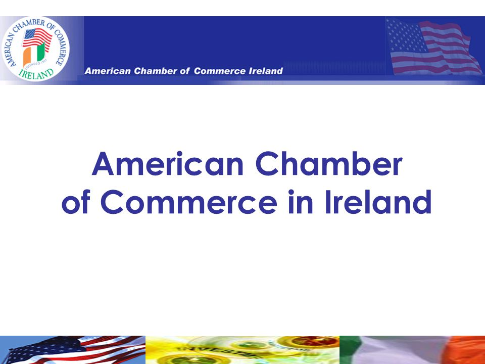 American Chamber of Commerce in Ireland