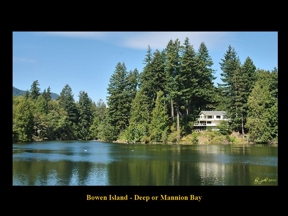 Bowen Island - Tunstall Bay, Totem Pole