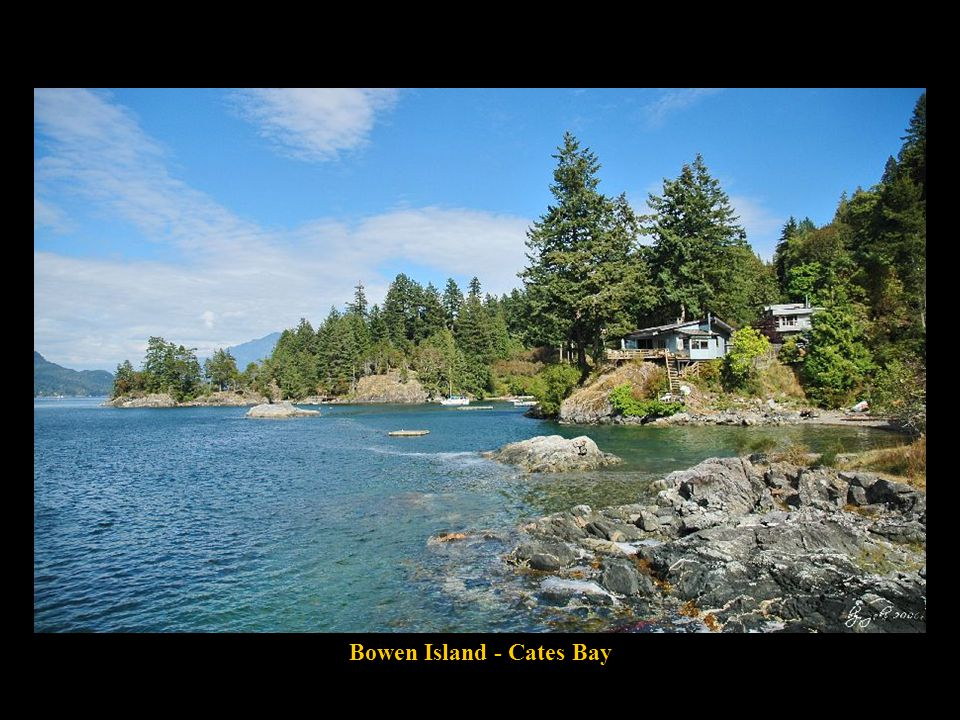 Bowen Island - Deep or Mannion Bay