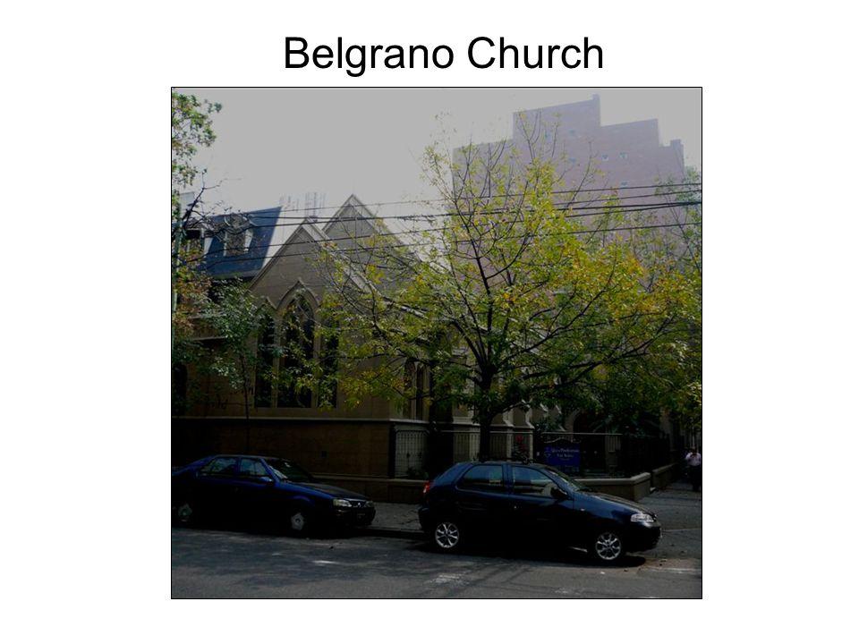 Belgrano Church