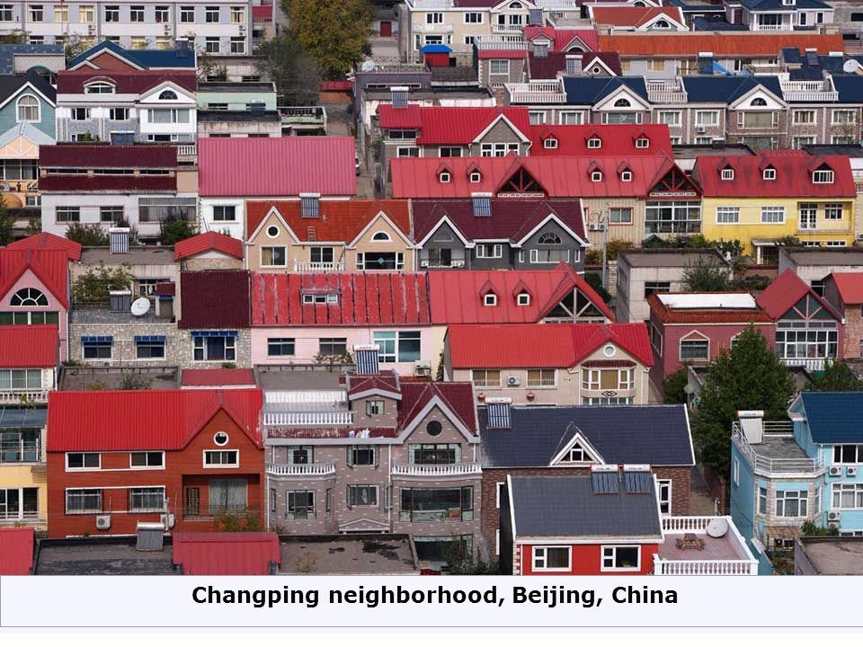 Changping neighborhood, Beijing, China