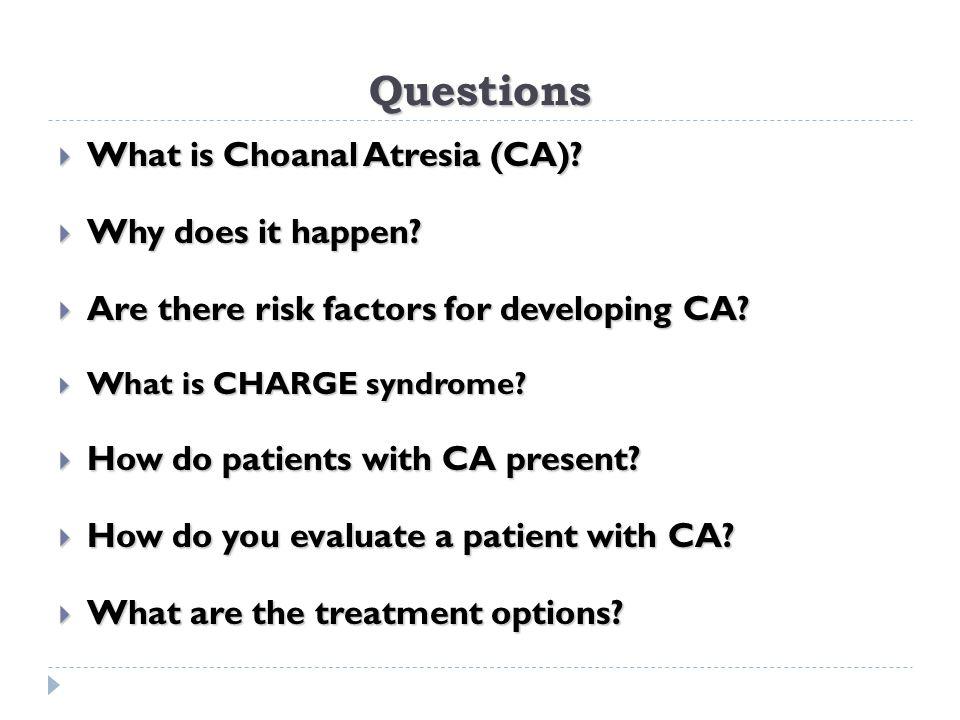Transnasal endoscopic repair of choanal atresia: Why stent.