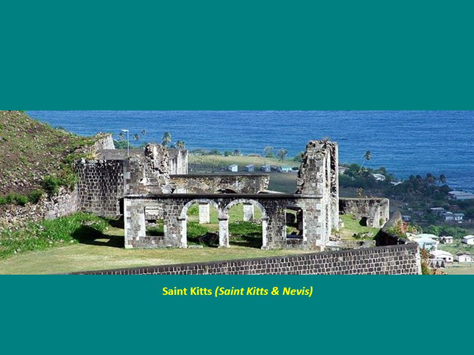 Nevis (Saint Kitts & Nevis)