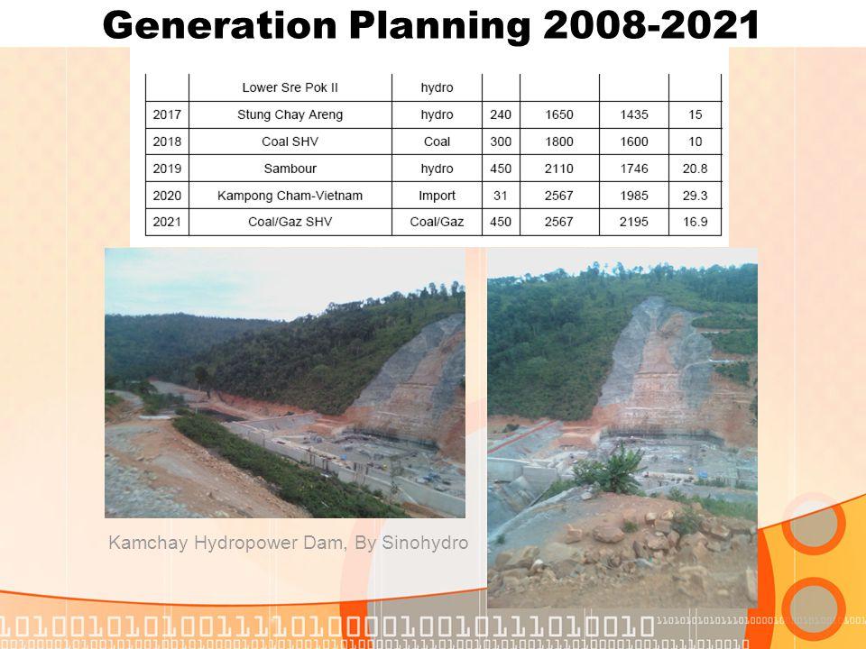 Kamchay Hydropower Dam, By Sinohydro