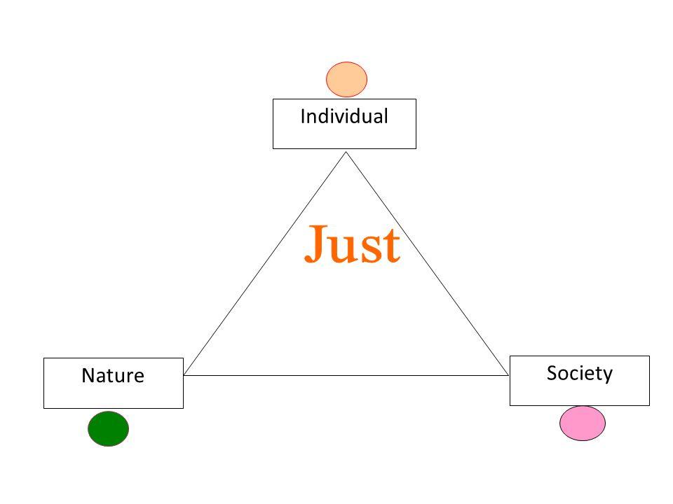 Individual Nature Society