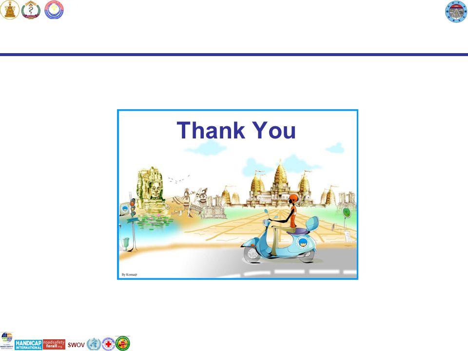 SWOV Thank You