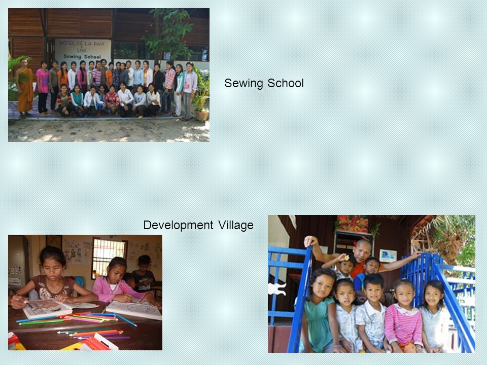 Sewing School Development Village