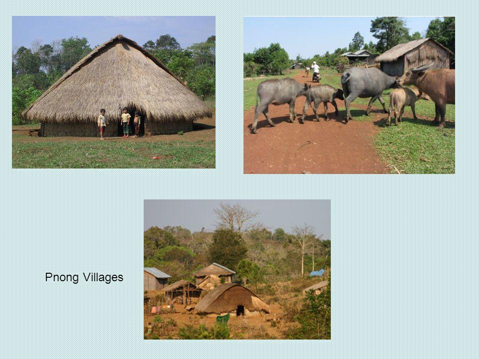 Pnong Villages