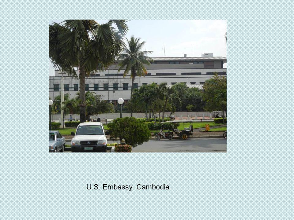 U.S. Embassy, Cambodia